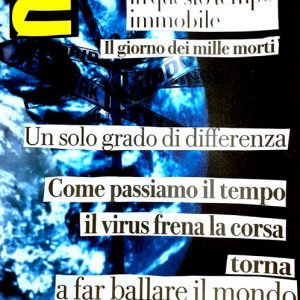 Quarantine Collage Poetry – Serse Luigetti – Italy