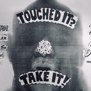 Touched it? Take It! – Chris Lawson – USA
