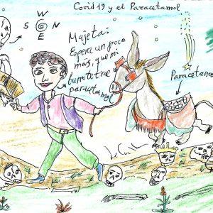 Covid 19 y el Paracetamol – Daniel de Culla – Spain