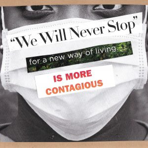 We Will Never Stop – Mary Campbell – USA